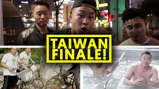HOT SPRINGS, MODERN ART, HISTORY - Fung Bros In Taiwan Ep. 4