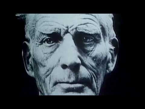 Samuel Beckett: Silence to Silence documentary (1991)