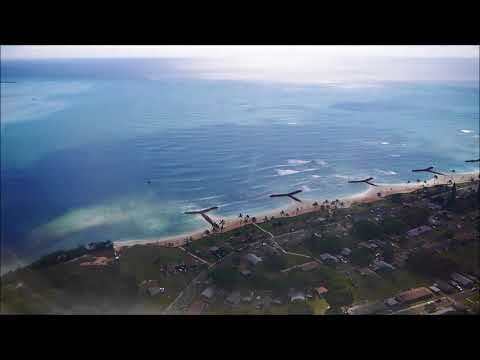 Landing at Daniel K. Inouye International Airport, Honolulu [USA]