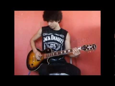 Fernando Sky – Bad Rain (Slash Guitar cover)