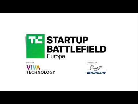 Startup Battlefield Europe Finals at Vivatech
