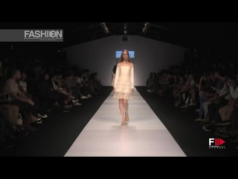 MOTONARI ONO Japan Fashion Week 2015 by Fashion Channel