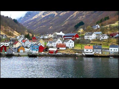 北歐挪威「索格納」 峽灣之美