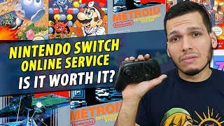 NINTENDO SWITCH ONLINE: Is It Worth It?? (NES Gameplay + Features)