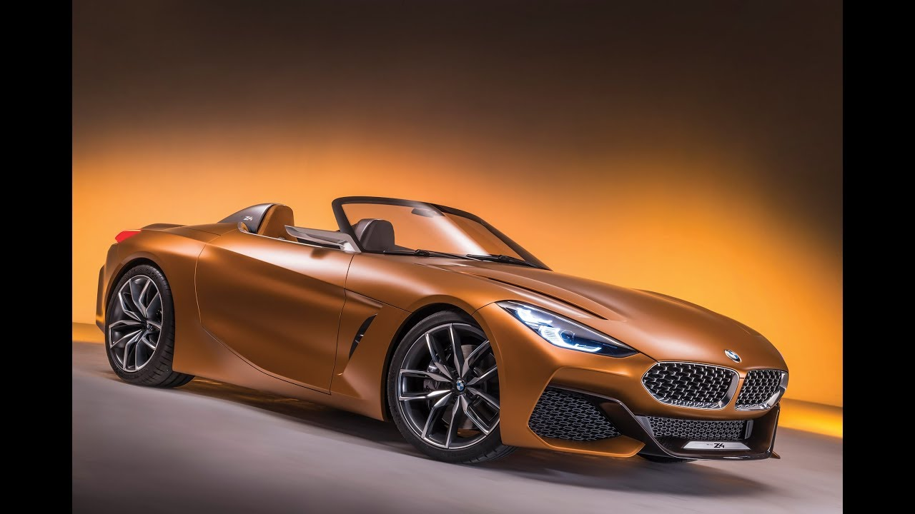2018 bmw z4 roadster price specs release date concept. Black Bedroom Furniture Sets. Home Design Ideas