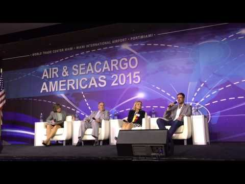2015 Air & Sea Cargo Show at Miami International Convention Center - 3