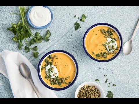 soupe-à-la-courge-butternut-rôtie