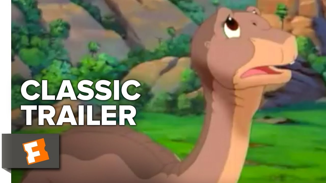 The Land Before Time X: The Great Longneck Official Trailer #1 - Kenneth Mars Movie (2003) HD