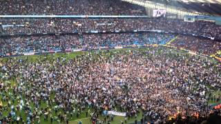Man City v West Ham 2014 final minutes