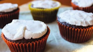 How To Make 1-ingredient Marshmallow Icing For Cupcakes