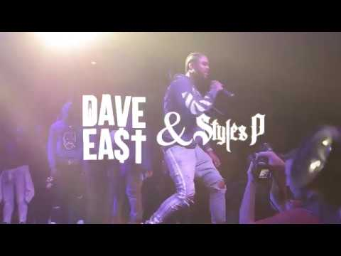 "BAF House presents ""Its Lit"" BELOVED: Dave East x Styles P @ Irving Plaza"