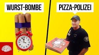 Die kuriosesten Polizeieinsätze
