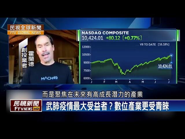 【民視全球新聞】武肺最大受益者?五大科技公司股價創新高 2020.07.19