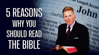 5 Reasons Why Y๐u Should Read The Bible