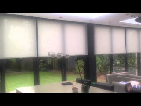 Origin Roller Blinds with remote control