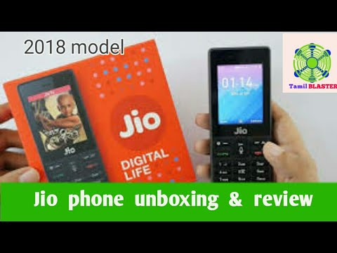 Jio phone full review and unboxing