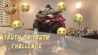#13 | TRUTH OR TRUTH CHALLENGE (LAST EPISODE) | The Next Boy/Girl Band GlobalTV