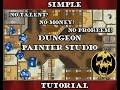 Simple Fantasy Map Making | Dungeon Painter Studio Tutorial