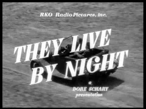 They Live By Night (1949)