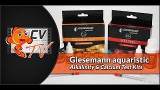 Giesemann Alkalinity & Calcium Test Kits