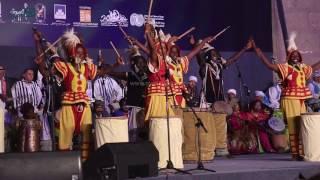 مصر العربية | أفريقيا تشعل مهرجان الطبول بالقلعة