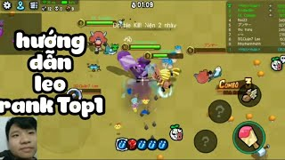 How To Play Tribal Stars 360 Mobi And The Battles of Climbing Rank Top1 - DDTV