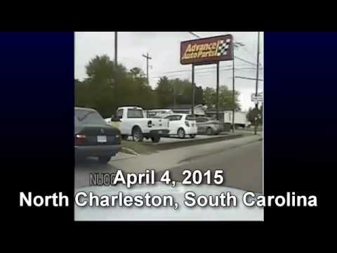 Traffic Stop Gone Wrong - Walter Scott Shooting