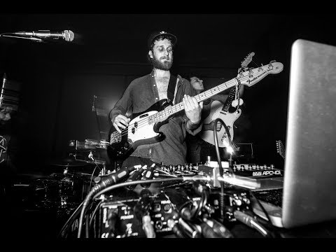 Red Axes Boiler Room Vilnius Full Band Live Show