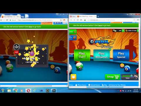 8 BALL POOL NEW COIN TRANSFER TRICK IN BERLIN 2017 WEB   YouTube