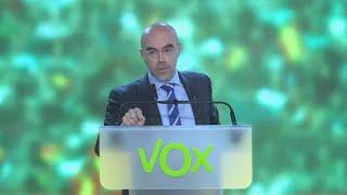 Vox pide al Gobierno un