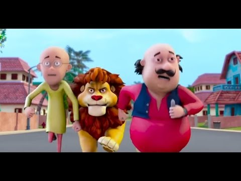Motu Patlu S Official Song In The Movie Motu Patlu King Of Kings