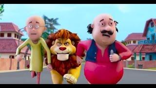 """Motu Patlu's Official Song In The Movie """"Motu Patlu King of Kings"""""""
