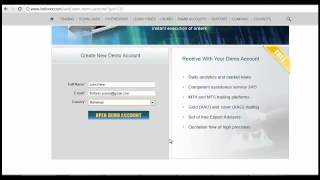How To Open Forex Demo Account