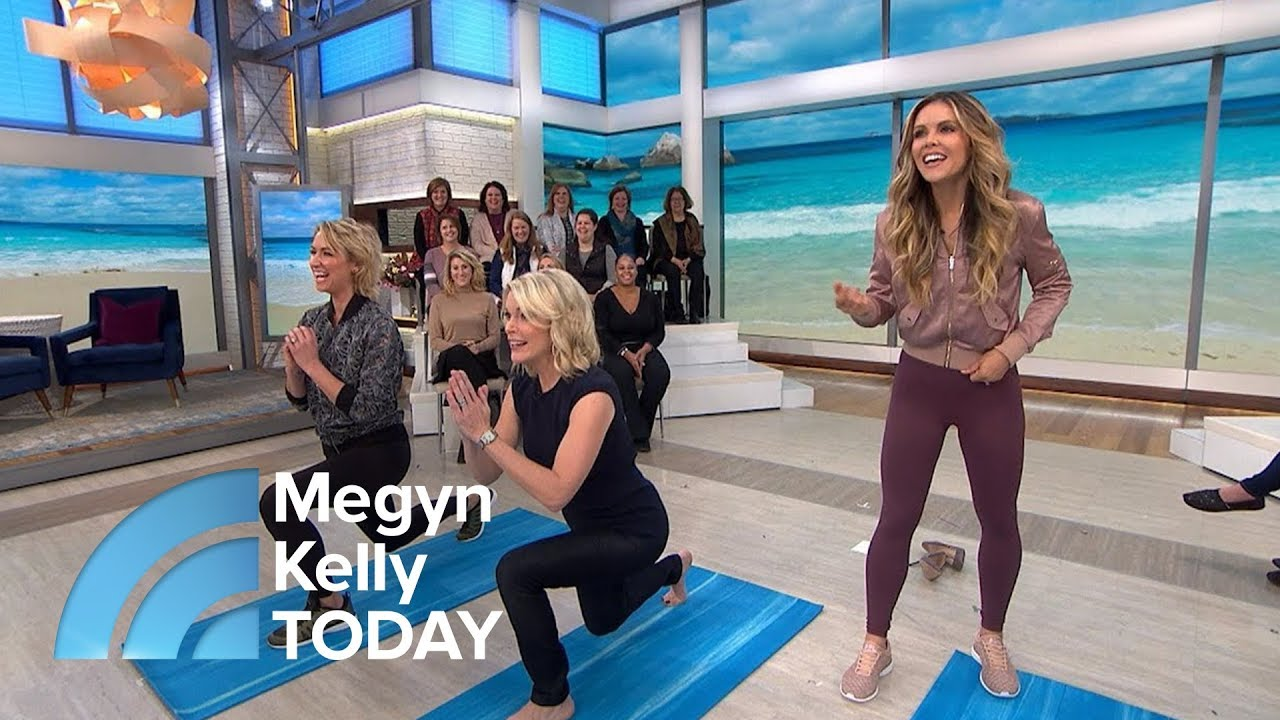 How 2 Women Built A Multimillion Dollar Exercise Business Called Tone It Up Megyn Kelly Today