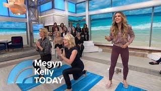 How 2 Women Built A Multimillion-Dollar Exercise Business Called Tone It Up | Megyn Kelly TODAY