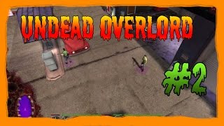 Undead Overlord #2 Битва против парней с дробовиками