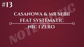 CASANOVA & MR SEBI FEAT SYSTEMATIC   Nic I Zero