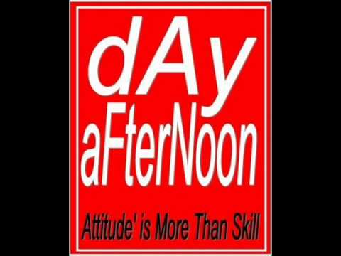 Day Afternoon - Rasa cinta
