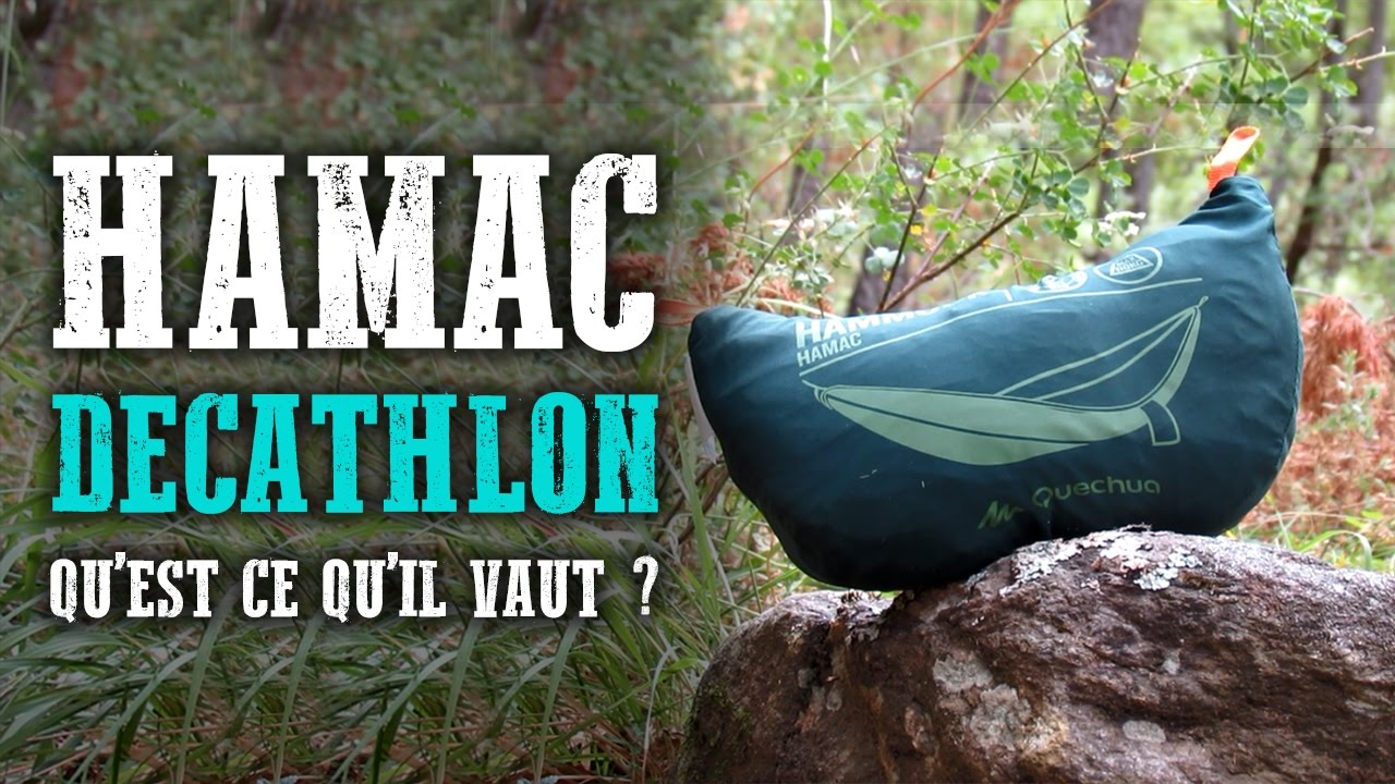 Le Hamac De Decathlon Youtube