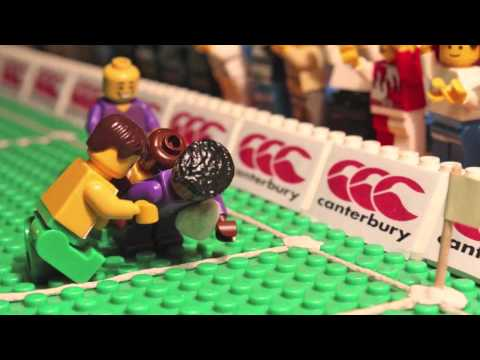 Canterbury: 78 Second's of Highlights from the 2012 Autumn Internationals