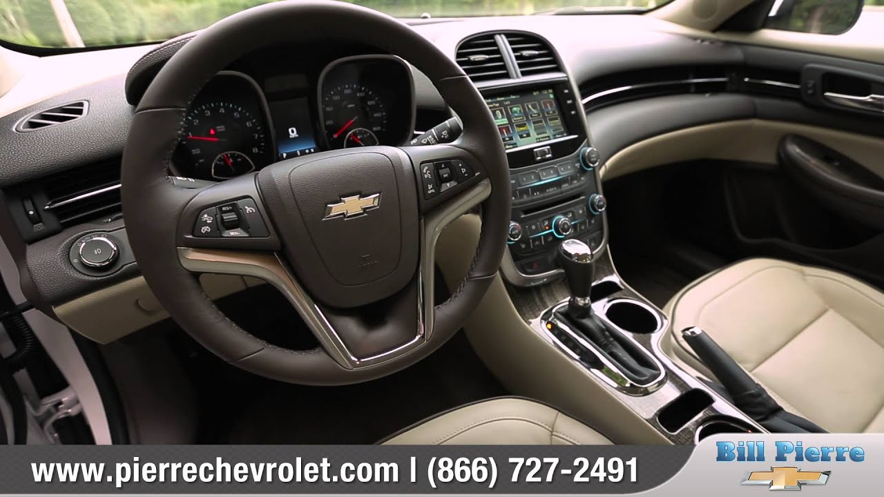 Bill Pierre Chevrolet >> 2016 Chevy Malibu Limited Review Bill Pierre Chevrolet Serving