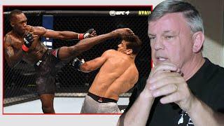 Teddy Atlas breaks down Israel Adesanya vs Paulo Costa UFC 253 | CLIPS