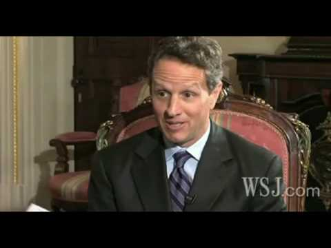 Tim Geithner Another Ex-Goldman Sach