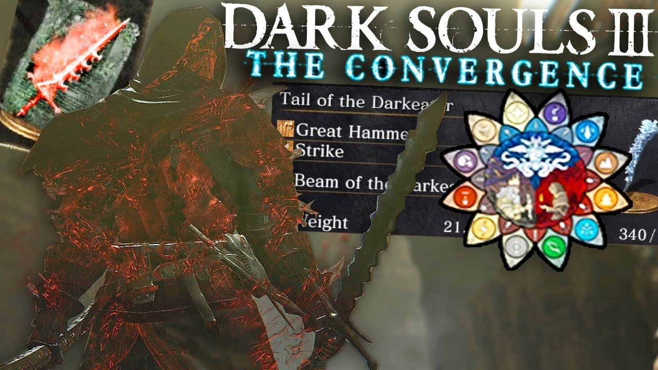 Download The NEW Dark Souls 3 Convergence 2 0 Is INSANE! - NEW Weapons, Spells & Voice Acting?!?