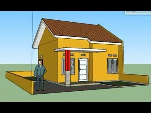 ✓ Terbaru Contoh Gambar Rumah Kartun Sederhana