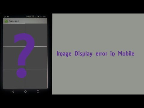 Image Not Showing In Mobile But Shows In Android Studio