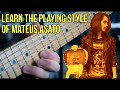 Mateus Asato's Pentatonic Shred
