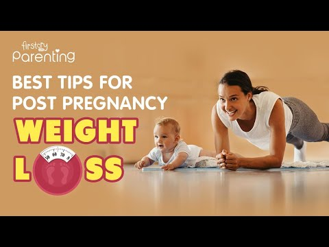 10 Effective Tips to Lose Weight After Pregnancy