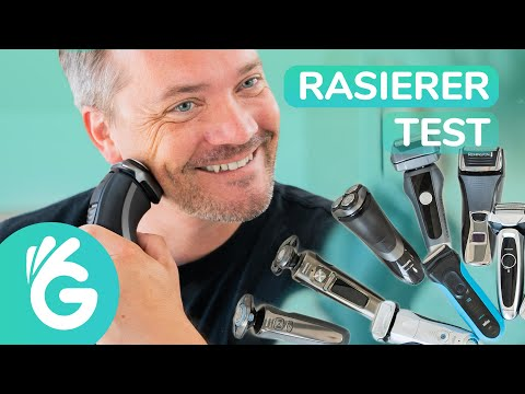 Rasierer Test – Braun, Philips Und Co. Im Vergleich