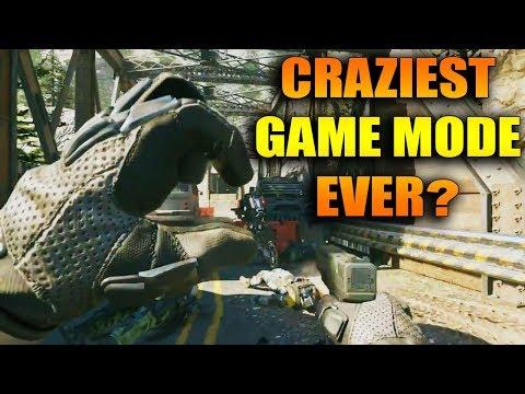 Craziest COD Game Mode Ever? Call of Duty Infinite Warfare Gesture Mode (Shop Talk)